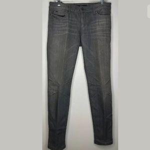 Joe's Jeans Chelsea Skinny Fit Gray Denim